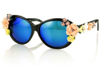 Солнцезащитные очки, Женские очки Dolce & Gabbana 4180black
