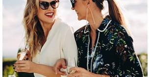 Как носить солнцезащитные очки: правила этикета