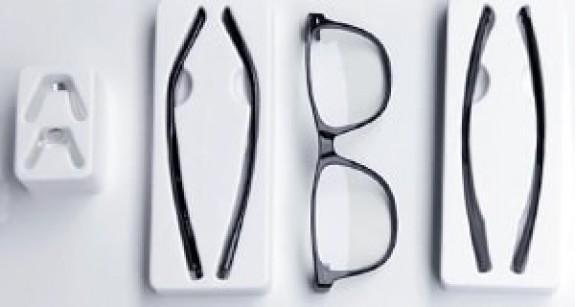 Из каких деталей состоят очки