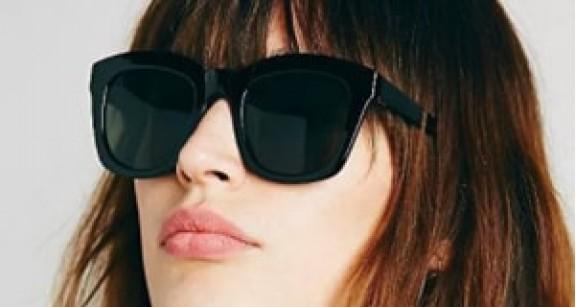 Как подобрать очки под прическу