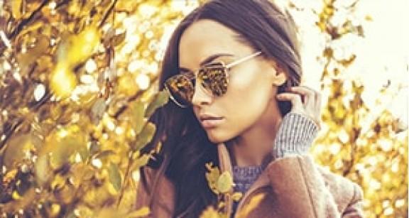 Как выбрать солнцезащитные очки на осень