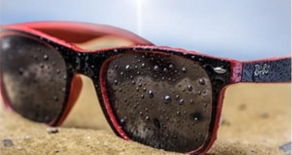 Какие солнцезащитные очки выбрать для отдыха на море