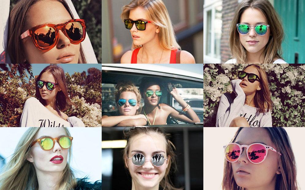 Особливості дзеркальних сонцезахисних окулярів