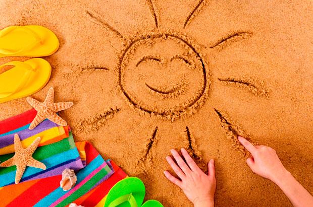 Очки нужны для защиты от солнца фотография