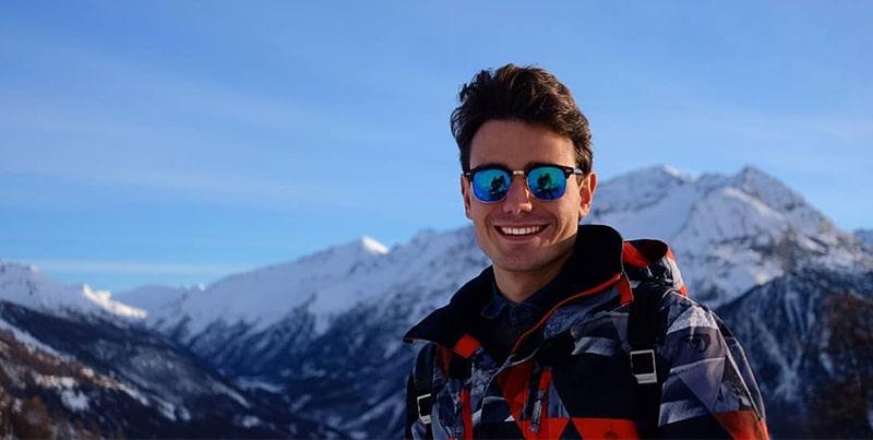 Польза солнцезащитных очков в горах фото
