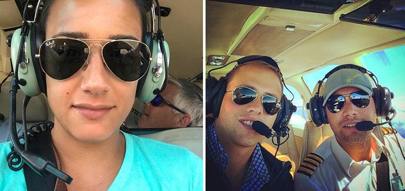 Авиаторы создавались для пилотов фото
