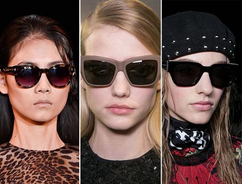 Как выбрать очки холодному цветотипу людей