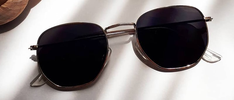 новые формы солнечных очков фото