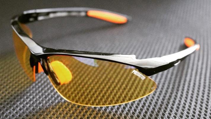 Желтые очки для водителей фото