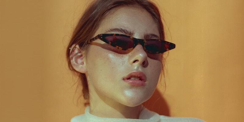солнцезащитные очки футуризм фото