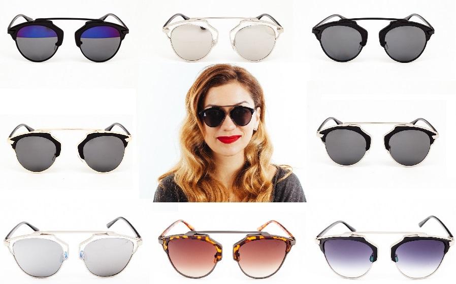 Не менее важно правильно подобрать размер солнечных очков. Не выбирайте очки  только по их эстетической привлекательности, обращайте Ваше внимание на ... d7793887e39